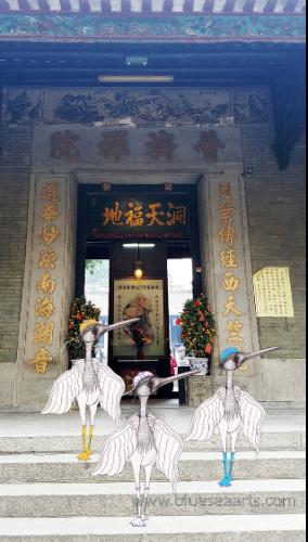2017 / 欢鹭游澳门场景2 / 设计及影像来源: 蓝海艺术有限公司