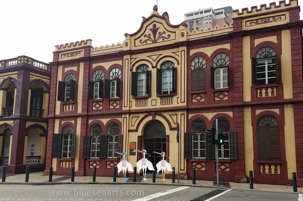 塔石艺文馆